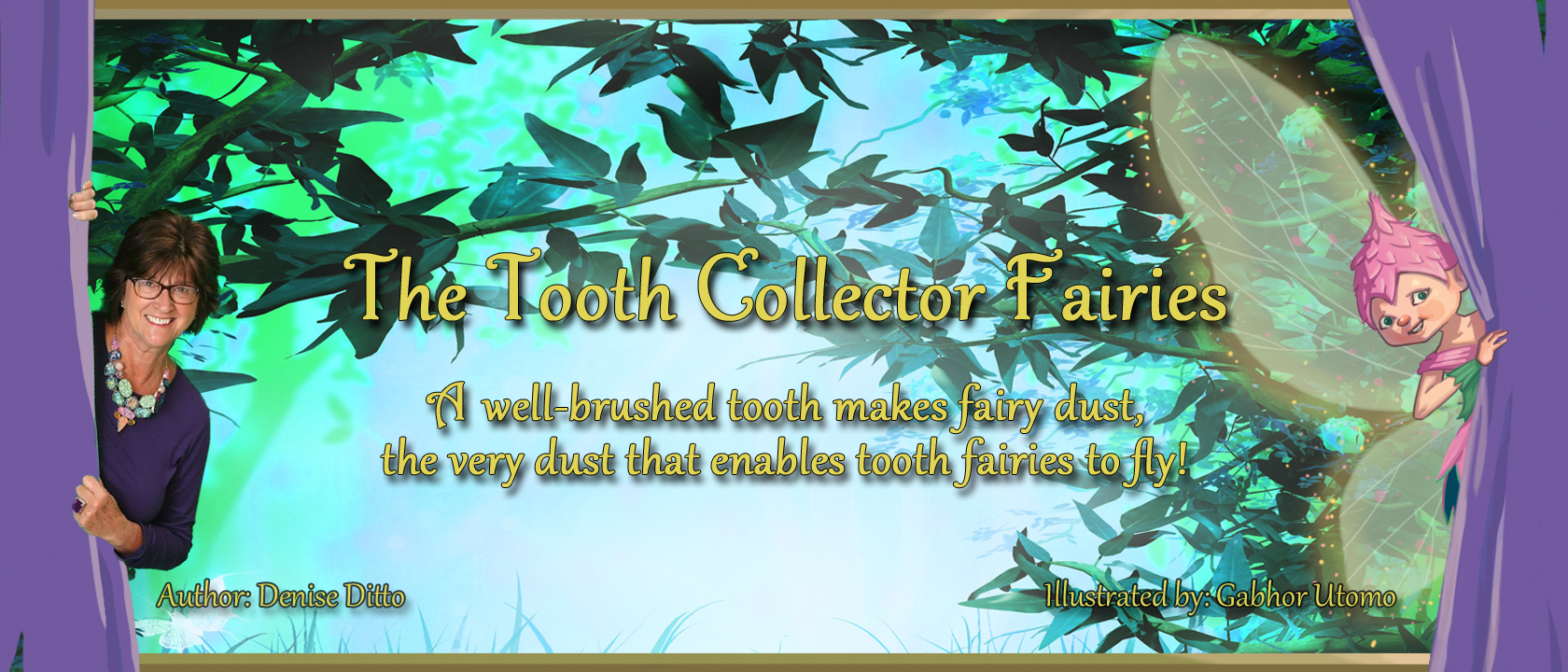 Tooth Collector Fairies