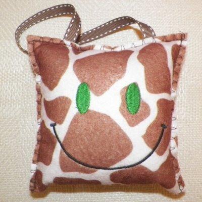 giraffe square front